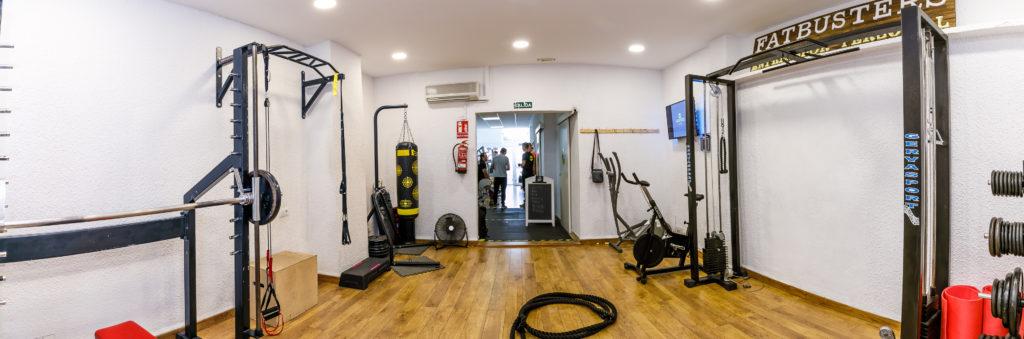 Centro de entrenamiento personal Palma de Mallorca